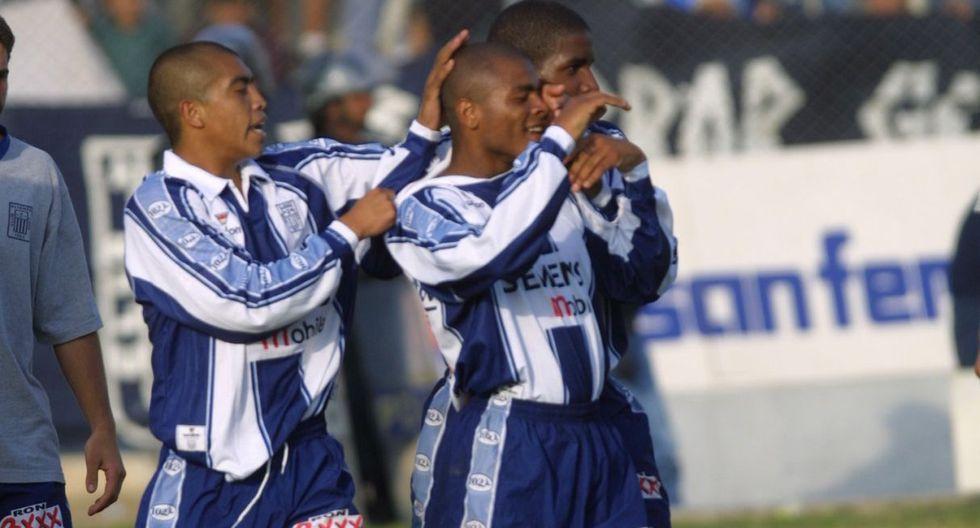 Wilmer Aguirre y Junior Viza también eran promesas en Alianza Lima. (USI)