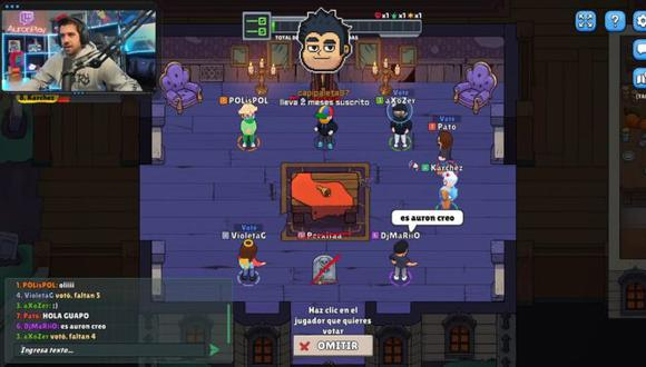 Betrayal io, el nuevo Among Us, sin descargas que puedes jugar desde el navegador. (Foto: captura)