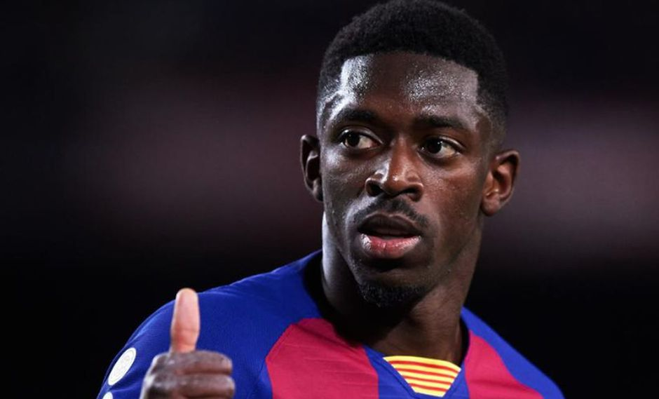 Ousmane Dembélé vuelve a Barcelona y ya entrena en la Ciutat Esportiva. (Foto: Agencias)