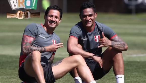 Anderson Santamría publicó un viral junto a Gianluca Lapadula. (Foto: Instagram)