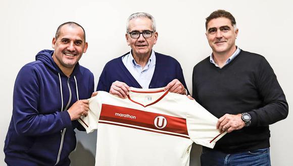Gregorio Pérez volverá a dirigir a Universitario. (Foto: prensa 'U')