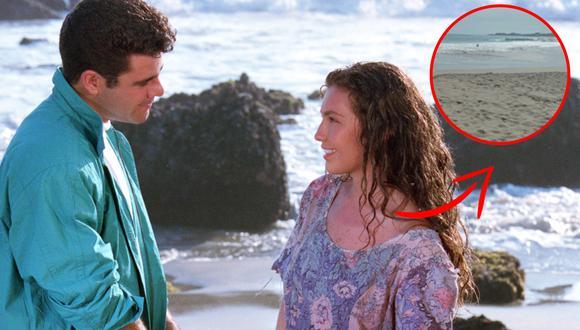 ¿Te acuerdas de 'Marimar'? Por fin se puede ver la playa donde se grabó la popular novela de Thalía. (Foto: Televisa)