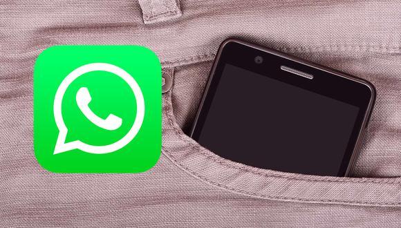 ¿Quieres saber quién te escribió en WhatsApp sin ver tu celular? Usa este truco. (Foto: Publimetro)