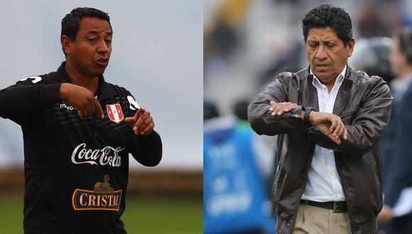 Arce sueña con dirigir a la Selección Peruana Sub 23. (Foto: GEC)