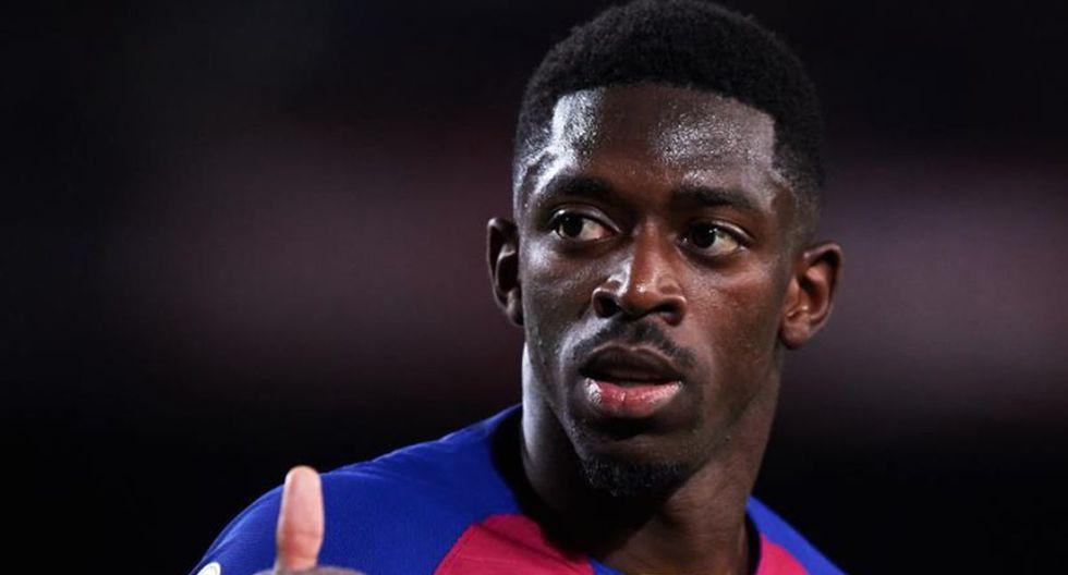 Cada vez falta menos: Dembélé regresó a los entrenamientos del Barcelona y apunta a volver en febrero