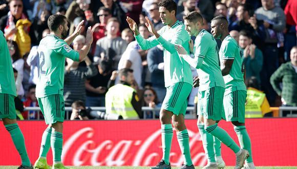 Real Madrid jugará ante Barcelona el 18 de diciembre en Camp Nou.