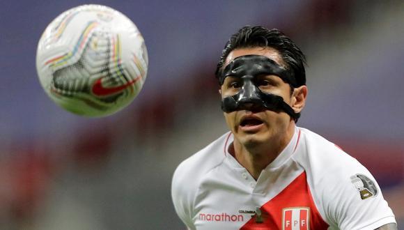 Gianluca Lapadula y la postura del Trabzonspor sobre un posible fichaje. (Foto: EFE)