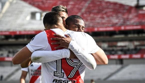 River Plate goleó 4-1 a Aldosivi por Copa de la Liga. (Foto: Pasión Deportiva)