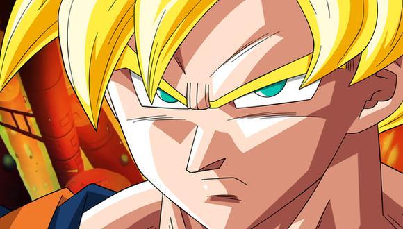 El color de los ojos de los saiyans era rojo en el diseño original (Foto: Toei Animation)