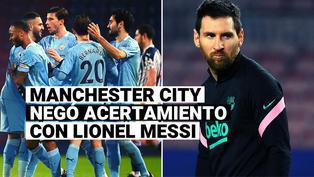 ¿Se queda en Barcelona? Manchester City niega que haya hecho una oferta a Lionel Messi