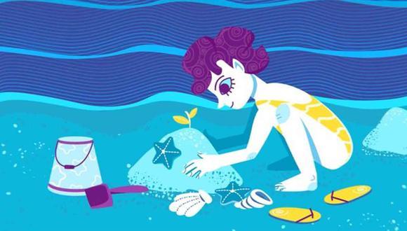Trata de encontrar el error en esta ilustración. Sólo tienes que utilizar al máximo tu agudeza visual. | Foto: genial.guru
