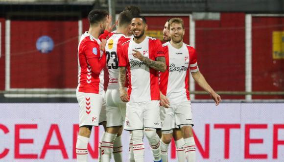FC Emmen visitará a Utrecht en la siguiente jornada de la Eredivisie. (Foto: Agencias)