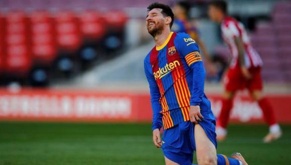 El periodista Josep Pedredol cree que Lionel Messi puede seguir en Barcelona. (Foto: EFE)