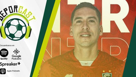 Luis Álvarez fue el nuevo invitado de DeporCast.