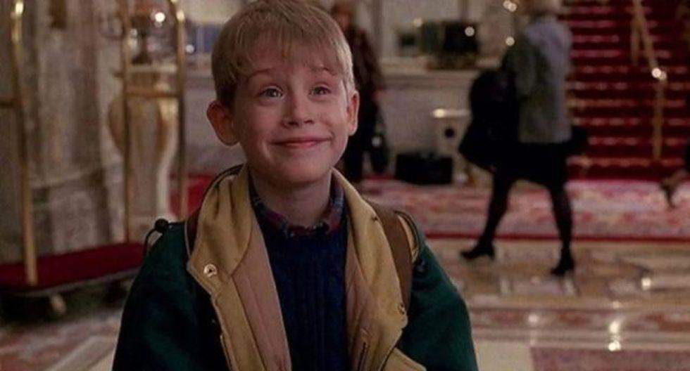 Macaulay Culkin fue el protagonista de una de las cintas navideñas más populares de todos los tiempos Foto: Fox