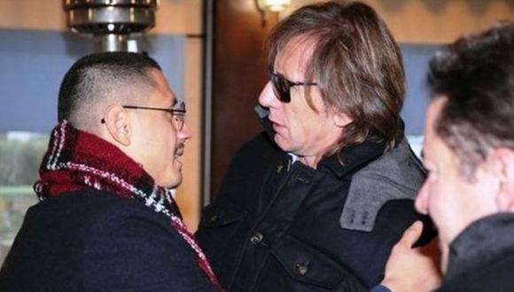 Gianluca Lapadula fue contactado nuevamente por Ricardo Gareca y la FPF. (Foto: Agencias)