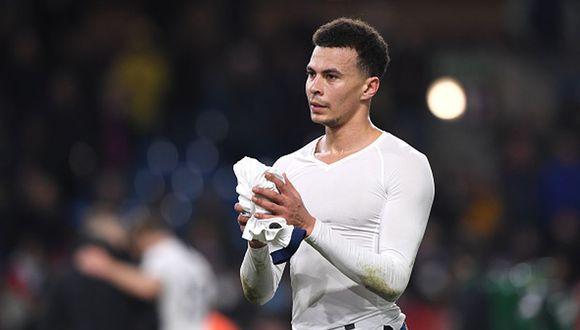 Dele Alli juega como volante en el Tottenham de la Premier League. (Foto: Getty Images)