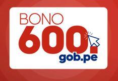 Bono 600: consulta si eres beneficiario y cuándo cobrar los 600 soles