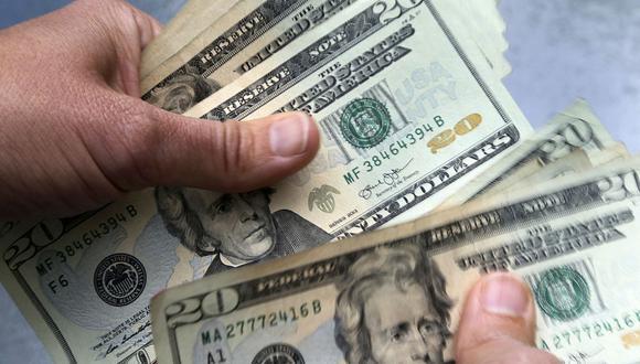 El dólar se cotizaba en 20,6 pesos en el mercado de México este martes. (Foto: AFP)