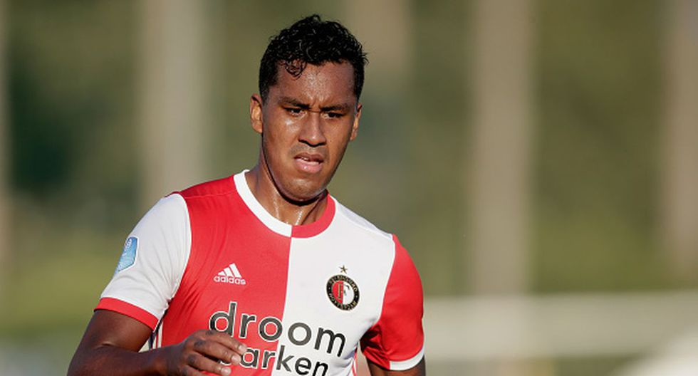 Renato Tapia (Volante) - Feyenoord. (Getty Images)