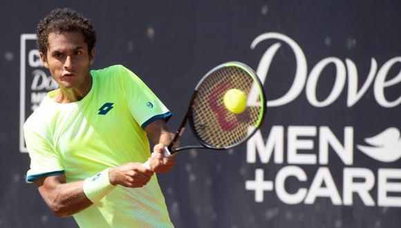 Juan Pablo Varillas jugará el cuadro principal del ATP de Santiago. (Chile Open)