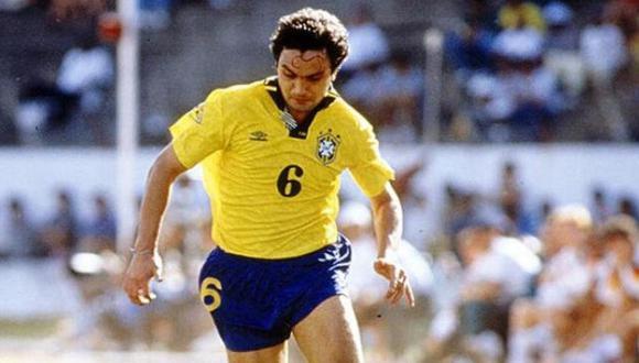 Branco se coronó campeón del mundo con Brasil en Estados Unidos 94. (Foto: EFE)