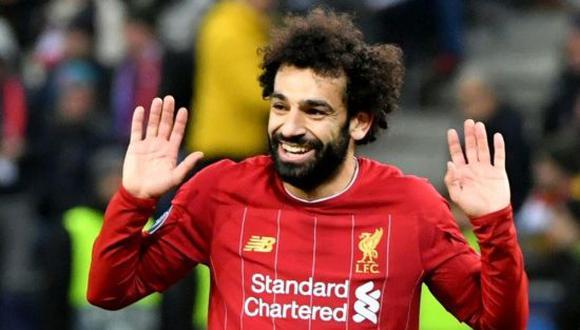 Mohamed Salah terminará su contrato con el Liverpool en el 2023. (Foto: Getty)