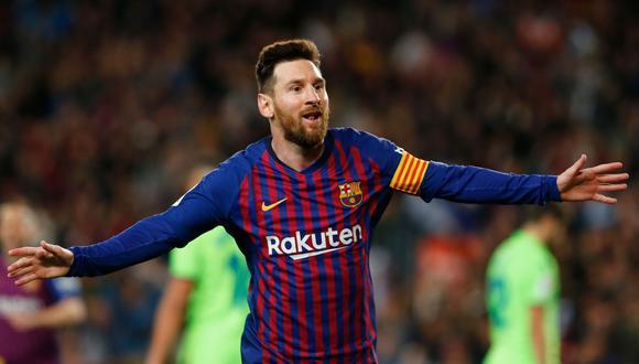 Lionel Messi dejará el Barcelona después de 17 años. (Foto: Agencias)