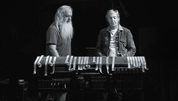 """Star+ ya tiene disponible su nueva serie """"McCartney 3, 2, 1″. (Foto: Star+)"""