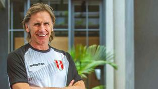 Ricardo Gareca orgulloso de dirigir a Perú