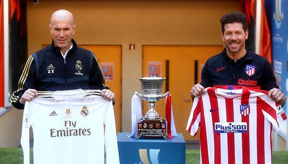 Atlético de Madrid se mide a Real Sociedad en la próxima fecha de LaLiga. (Getty)
