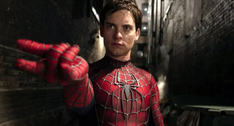 Spider-Man con Tobey Maguire (Sony Pictures)