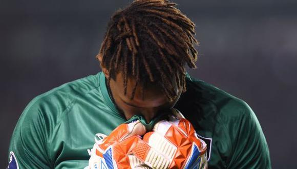 Carlos Cáceda se confesó, tras la clasificación de Melgar en la Copa Sudamericana. (Foto: AFP)