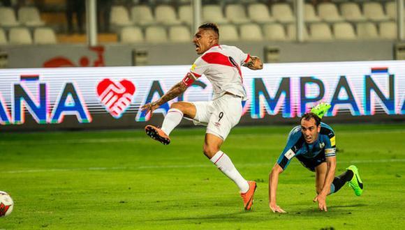 Paolo Guerrero lleva diez goles en Eliminatorias con Perú (Foto: Agencia)
