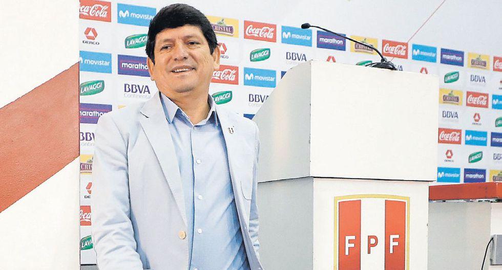 """""""La aprobación de los nuevos estatutos de la FPF ha dividido a los clubes profesionales y perjudica a la Liga 1"""". (GEC)"""
