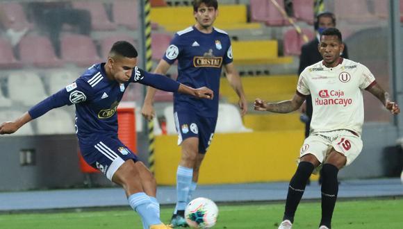 Sporting Cristal y Universitario chocarán este domingo (3 p.m.) en la final de vuelta de la Liga 1 2020.