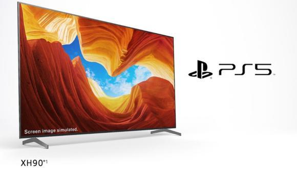 """PS5: Sony presenta los televisores """"Ready for PlayStation 5"""" para jugar a 8K, 4K HDR y 120fps. (Foto: Sony)"""