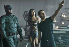 Zack Snyder no grabará escenas con los actores de la Liga de la Justicia