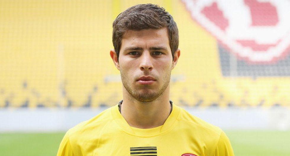 Jugador: Giannis Papadopoulos / Club: Iraklis. (Getty)