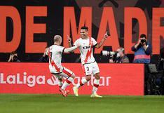 Una delicia del 'Tigre': gol de Falcao para el 1-0 de Barcelona vs. Rayo [VIDEO]