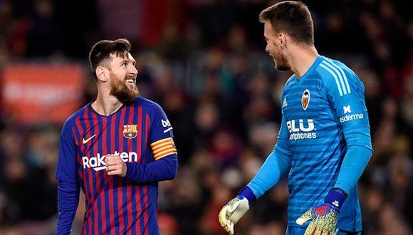 El emotivo mensaje de despedida de Neto tras confirmarse su llegada a Barcelona