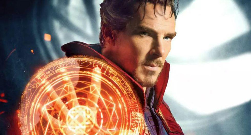 "Marvel: comparten imagen de Dr. Strange con el traje de Iron Man en ""Avengers: Infinity"" (Marvel)"