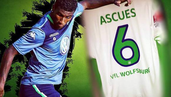 Carlos Ascues fue convocado por segunda vez por Wolfsburgo en Bundesliga.