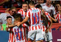 Lo sufrió: Unión perdió 2-0 contra Atlético Mineiro pero pasó a la Fase 2 de la Copa Sudamericana