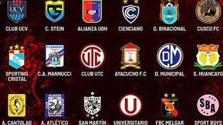 Liga 1: así quedaron conformados los Grupos A y B de la Fase 1
