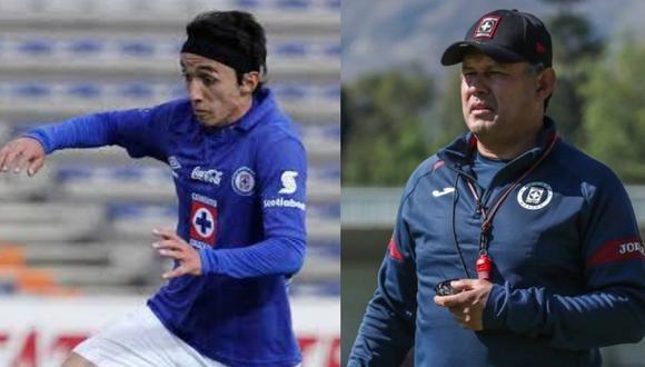 Cruz Azul podría juntar nuevamente a Omar Fernández con Juan Reynoso. (Foto: Agencias)