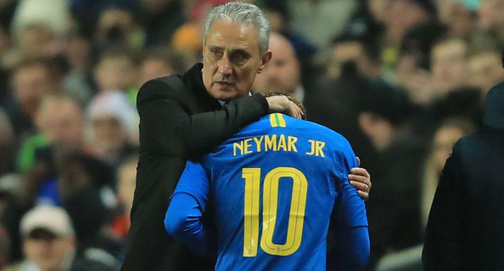 Neymar fue acusado de violación por parte de una mujer brasileña. (Getty)