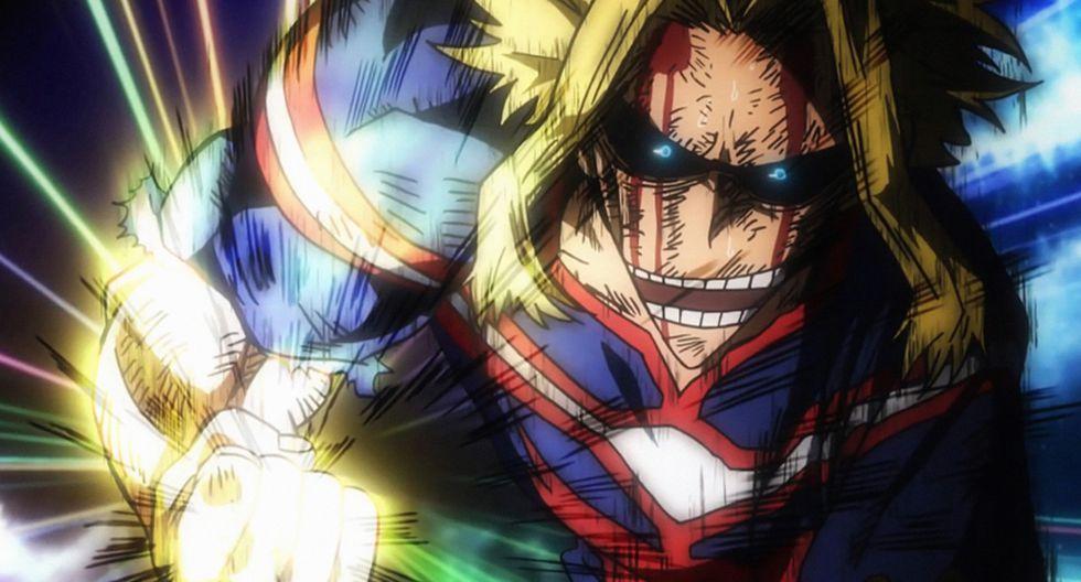 My Hero Academia: la muerte de All Might se acerca, según teoría (Foto: Bones)