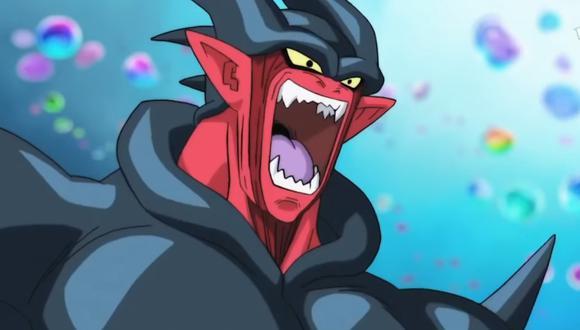 Dragon Ball Heroes: Capítulo 25 online SUB ESPAÑOL, Janemba es la nueva amenaza de los universos. (Foto: Toei Animation)