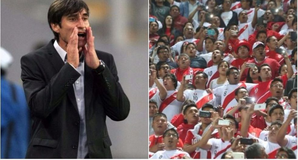 Óscar Ibáñez fue arquero y asistente técnico de la Selección Peruana. (USI)